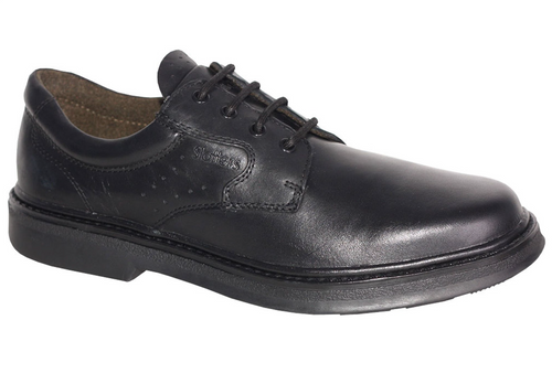 Slatters Premier Mens Comfortable Leather