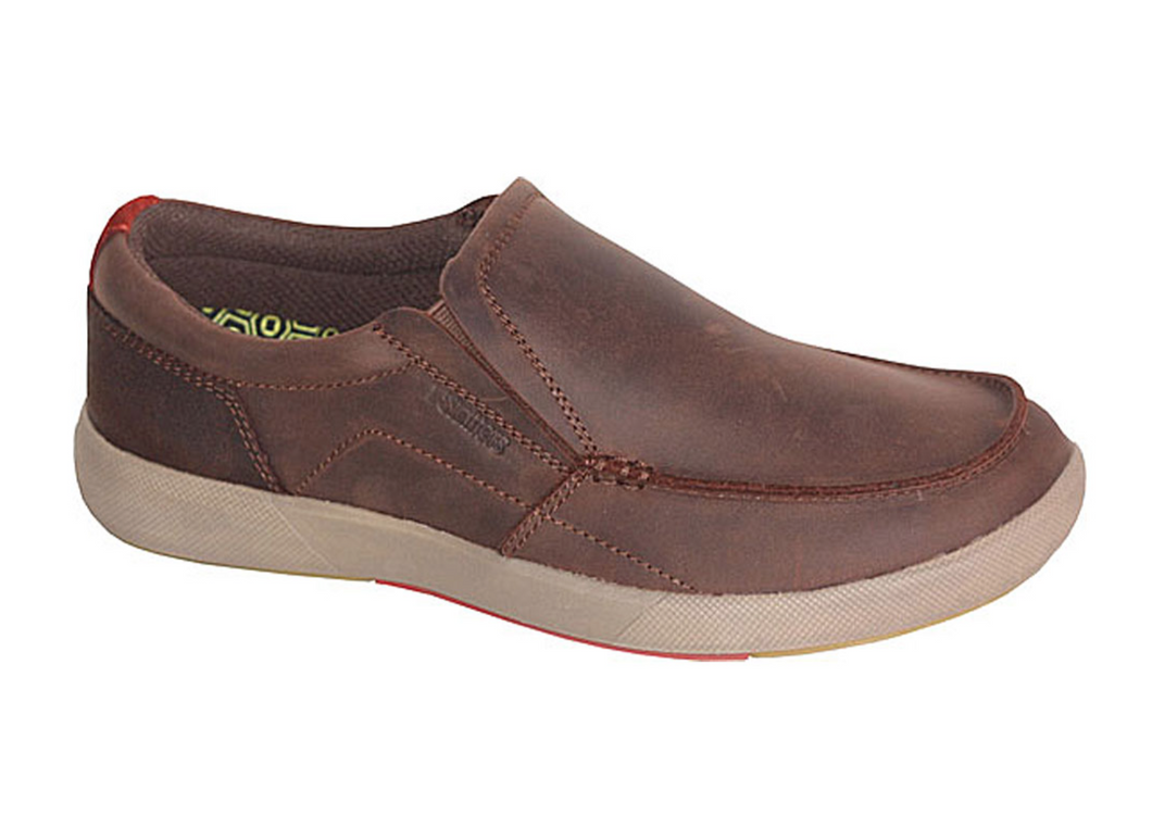 Slatters Galaxy Timber Comfortable Leather Shoes