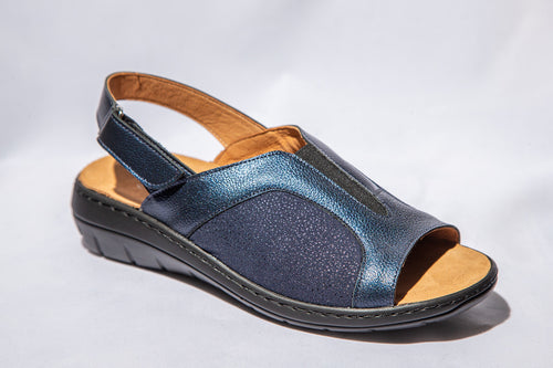Steplite Virginia orthotic friendly sandal