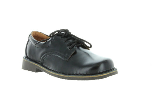 Wilde Janna wide fit school shoe