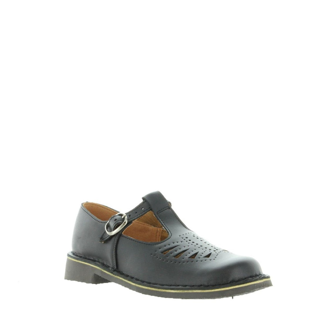Wilde Jenny T-bar school shoe