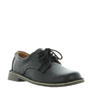 Wilde Jude school shoe Black Smooth