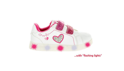 Activ Miley White Pink