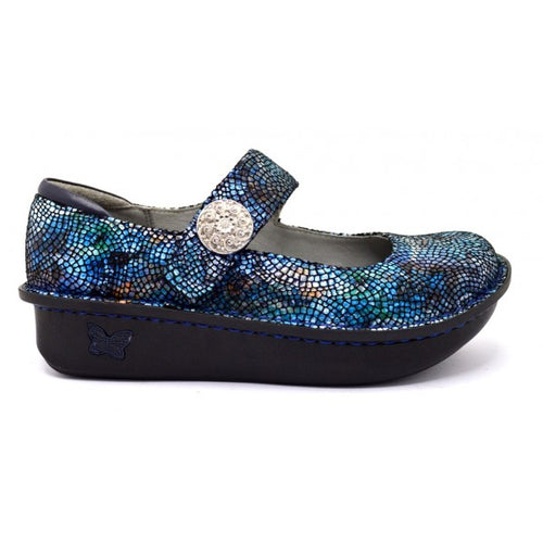 Alegria Paloma Pandamonium Blues shoe