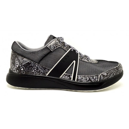 Alegria TRAQ Wild Child Black sneaker