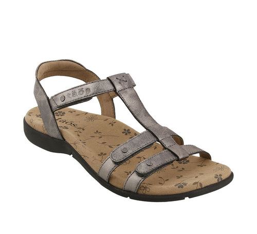 Taos Trophy 2 Sandals - Pewter