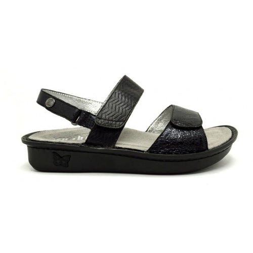 Alegria Verona Braided Black