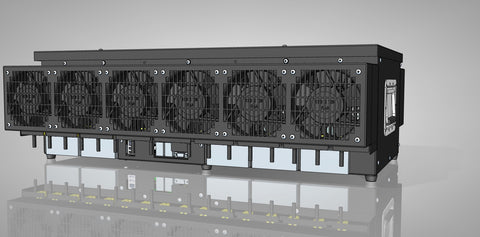 Cooling Upgrade Kit for BLACKBOX 6000W HPC System