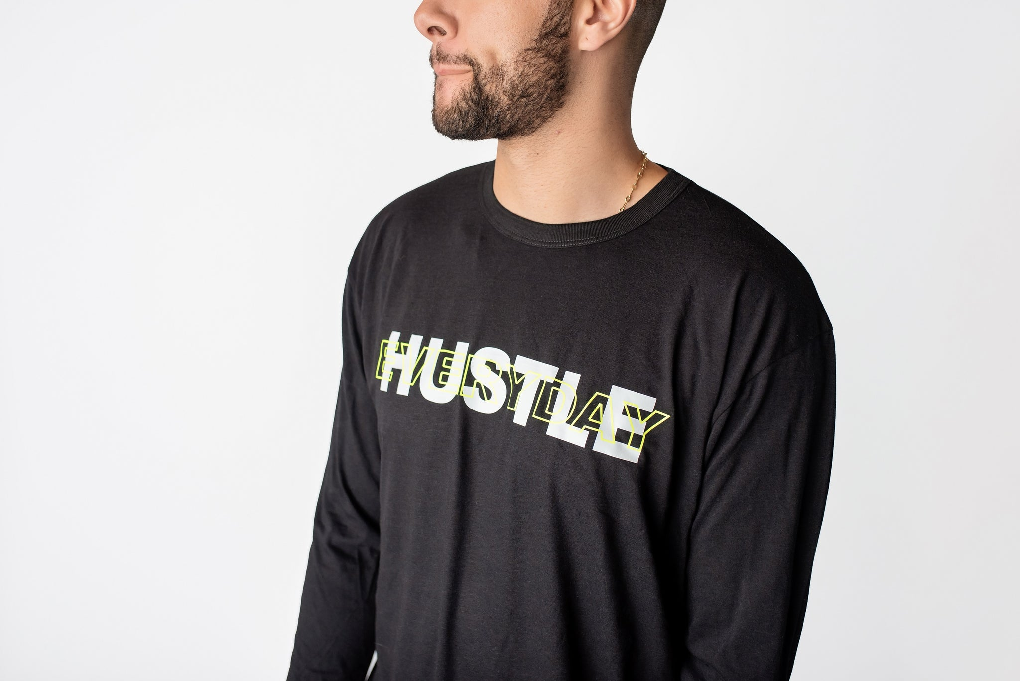 Neon Hustle Long Sleeve