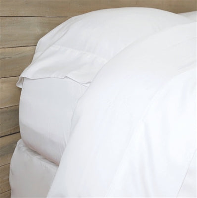 Parker Bamboo Sheet Set - White