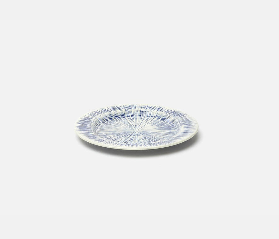 Nolan Dinnerware Navy/Cream