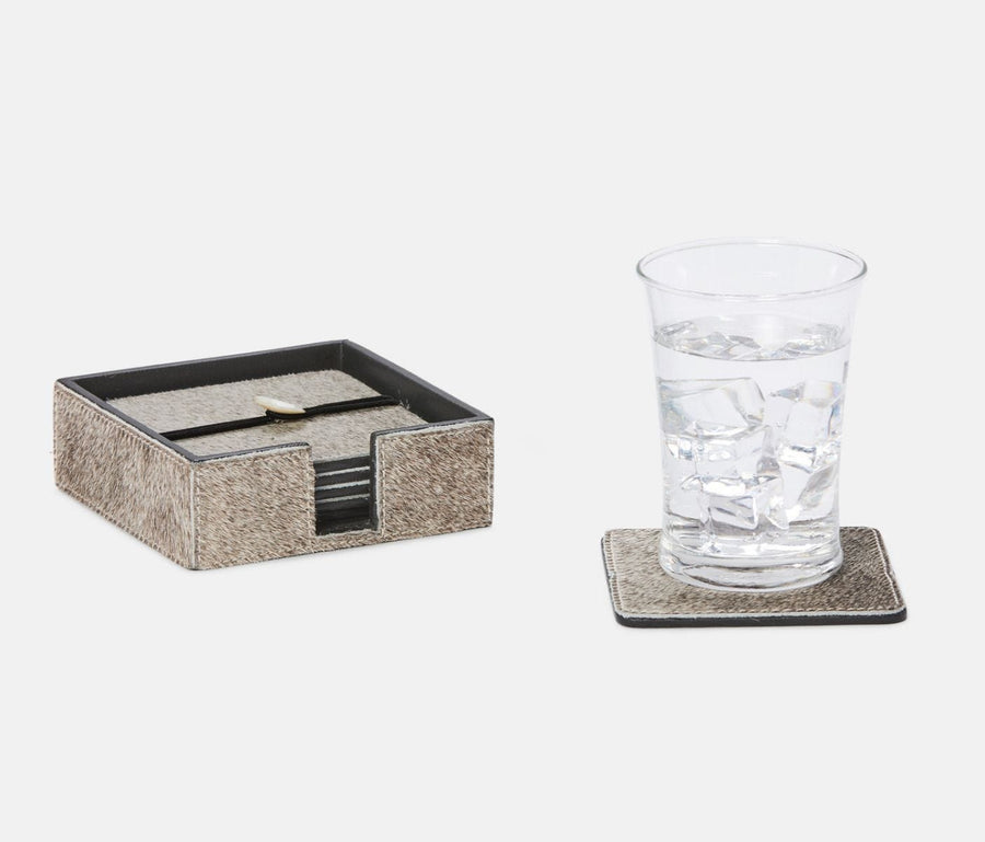 Browmley Gray Barware Collection