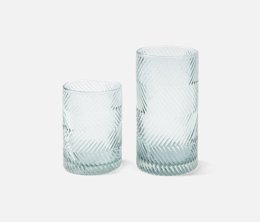 Finley Light Gray Drinkware