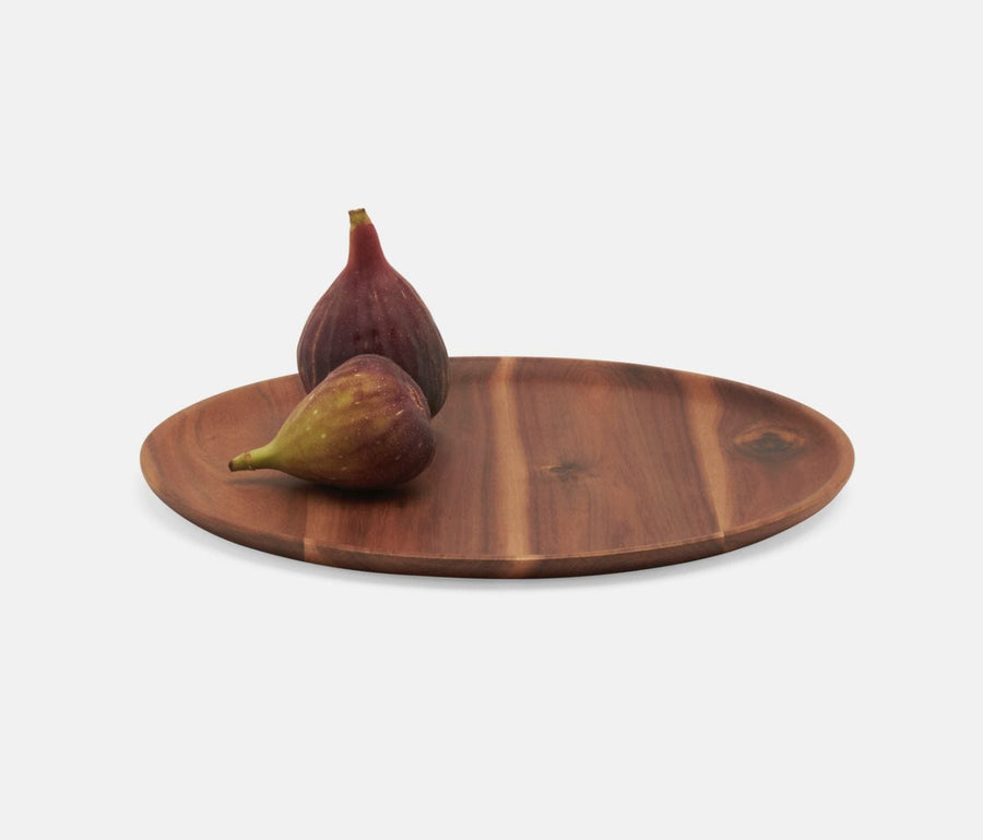 Kennedy Acacia Wood Dinnerware
