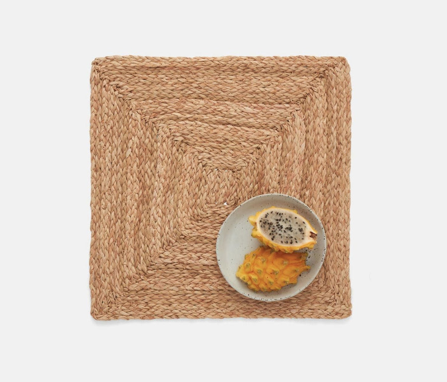 Zoey Peach Beige Placemat