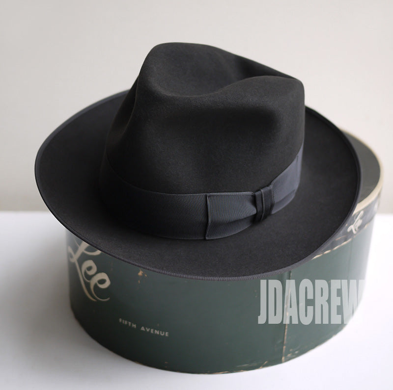 LEE リーVINTAGE ヴィンテージ フェドラハット fedora hat 1950's 1960's