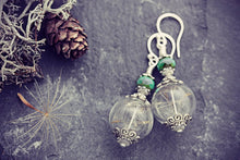 Dandelion Earrings Make A Wish
