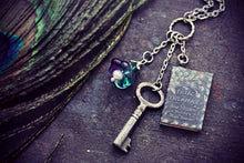 Pride and Prejudice Necklace Gift