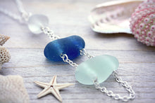 Seaglass Necklace Sea Glass Ladder
