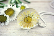 Daisy Necklace Nature Lover Gift