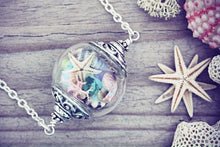 Beach Necklace Shell Jewelry Starfish