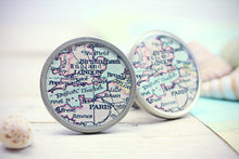 London Paris Drawer Knob Pair,