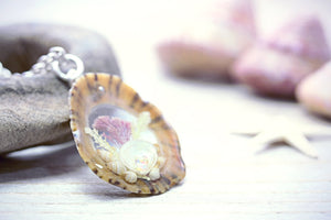 Beachcombers Necklace Eco Friendly Gift