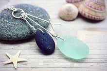 Sea Glass Jewelry Seaglass Necklace