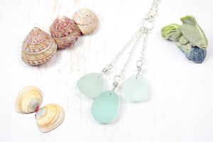 Sea Glass Necklace Seaham Seaglass