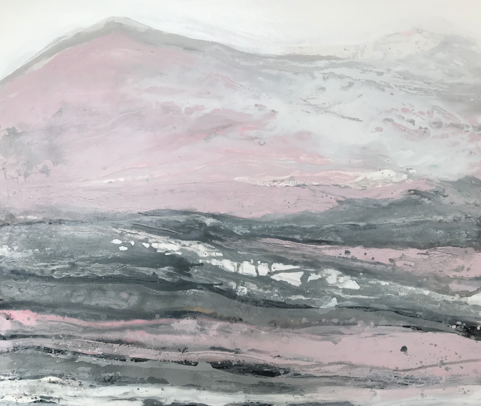 PINK GREY VALLEY