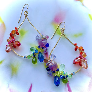 There's Always Been A Rainbow Hanging Over Your Head Earrings