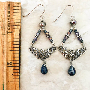 A Night at the Opera earrings