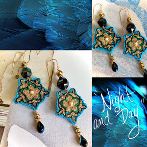 Night And Day Earrings