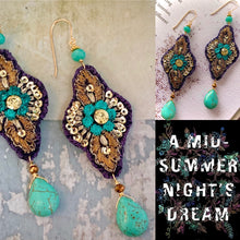 Midsummer Nights Dream Earrings