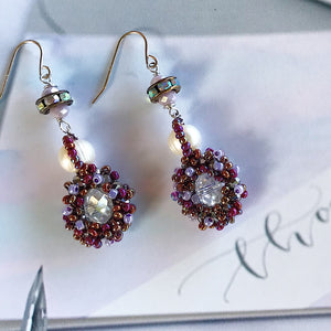 Colour My World Earrings