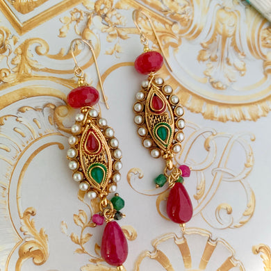 Byzantium Earrings