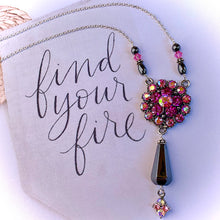 Find Your Fire Necklace