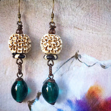 Rose Of San Joaquin Earrings