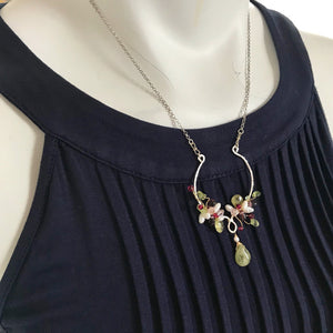 Everlasting Spring Necklace
