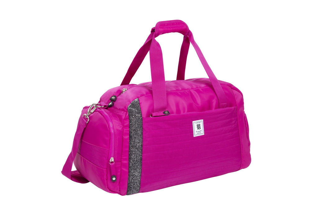City Duffle Rosa