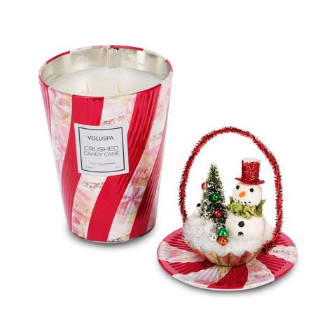 voluspa candy cane candle