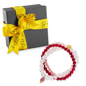 Satya Loving Energy Stretch Bracelet Set