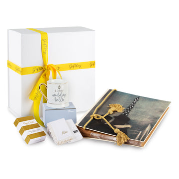 Eiffel Tower Wedding Album Gift Box