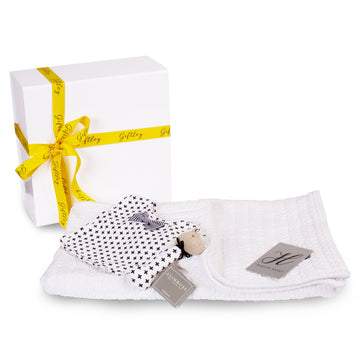 Swiss Cross Baby Gift Box