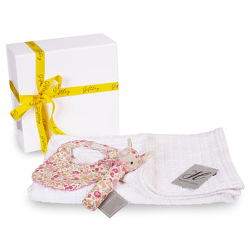 Floral Baby Gift Box