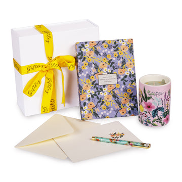 Floral Stationary Gift Box