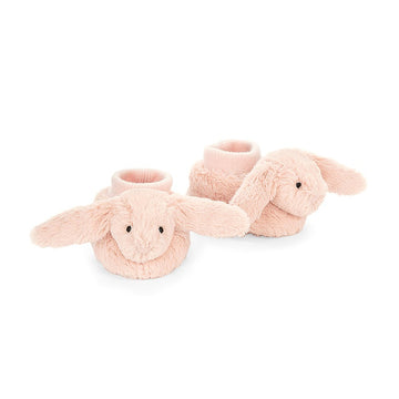 Bashful Bunny Booties