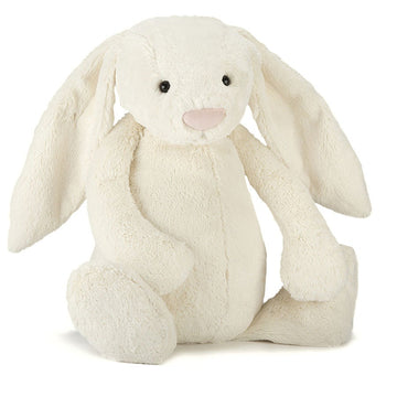 Bashful Cream Bunny Huge