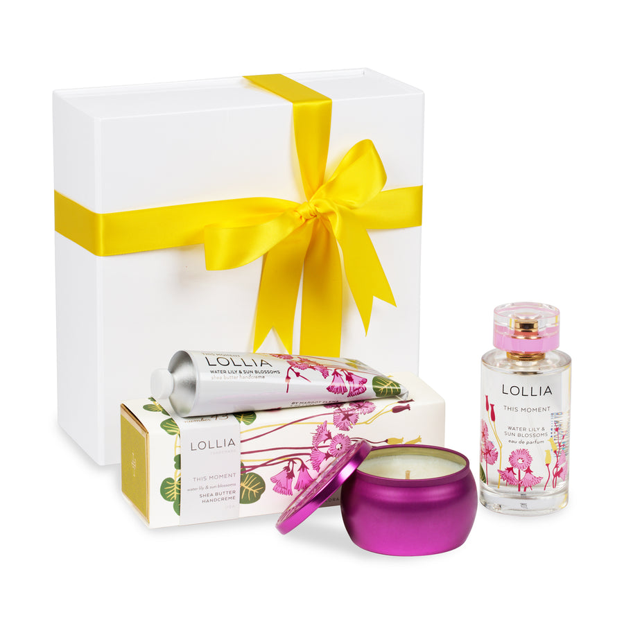 Lollia This Moment Body Gift Box