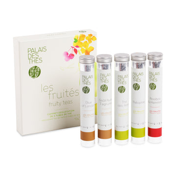 Indulgence Tea Set- 5 Fruity Teas